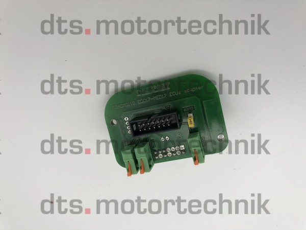 BOSCH MED17/MEV17/EDC17 - INFINEON TRICORE CPU terminal adapter