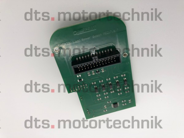 Bosch MED17.9.7 (Land Rover) - Infineon Tricore CPU Terminaladapter
