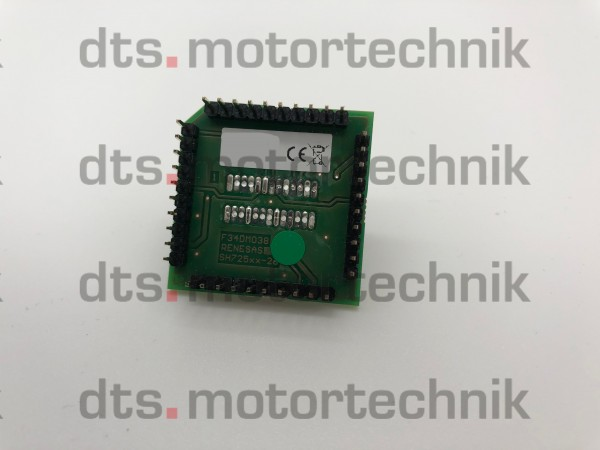 RENESAS SH725xxx-26 (1.27) terminal adapter (base board F34DM036 required)