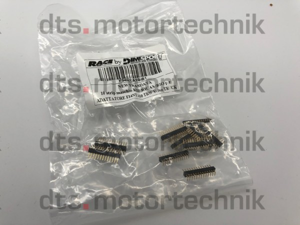 Spare set - 10 strips to be used with F34NTA10 (TRW MPC5554 ECU)